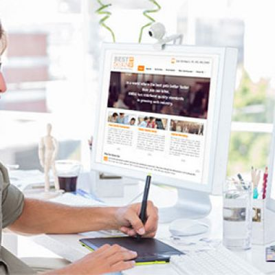 استخدام طراح وب سایت و وبمستر