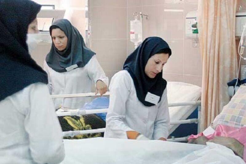نیازمندی کشور به جذب شصت هزار پرستار