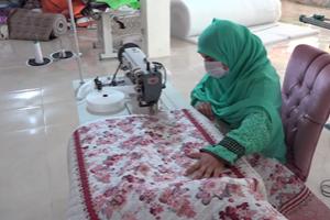 شروع رونق واحدهای تولیدی مشاغل خانگی در شهرستان سیریک